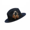 Mixed Combo Feather Hat Pin Brooch